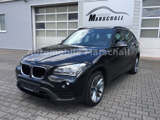 bmw x1 sdrive20d sport line leder navi alu18. Black Bedroom Furniture Sets. Home Design Ideas