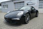 """Porsche 911 Carrera Cabrio """"Black Edition"""" PASM LED"""